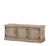 Heritage Rustic Low Cupboard