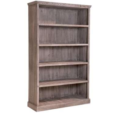 size 40 6dc5b a70be Heritage Rustic 2 Shelf Unit - 110 x 119 x 39cm -