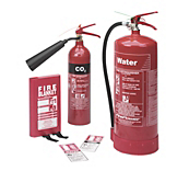 Hotel Fire Extinguishers