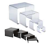 Acrylic Display Pedestals