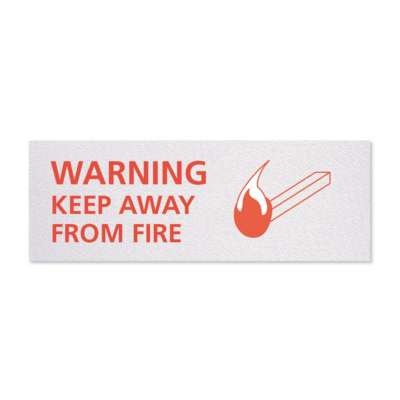 keep away from fire clothing labels washcare labels for garments