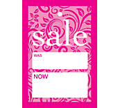 Lace Sale Tickets
