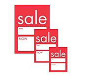 Linear Sale Cards