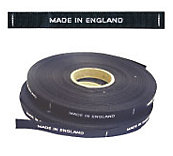 MADE IN ENGLAND Etiketten