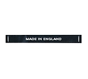 Made In England Clothes Labels - Black
