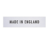 Textil Etiketten - MADE IN ENGLAND