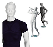 Sports Male Mannequins