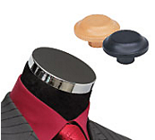 Male Tailors Dummy Neck Caps