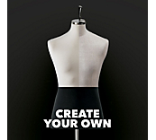 Create Your Own Male Dummy