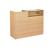Maple Glazed Combi Slimline Counter