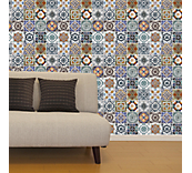 Mediterranean tiles sticker