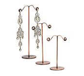 Metal Earring Stands