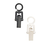 Mini Swivel Peg Clips