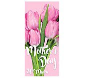 Mother's Day Tulip Poster