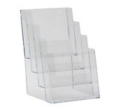 Multi-Tier Leaflet Holders