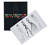 New Fashion Figure Templates