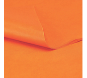 Seidenpapier, orange