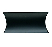 Black Jewellery Pillow Boxes