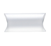 Frosted Plastic Jewellery Pillow Boxes