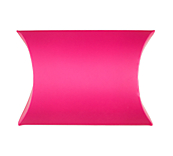 Fuschia Jewellery Pillow Boxes