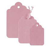 Pink Swing Tags