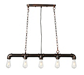 Pipe Ceiling Lights