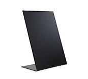 Plain Acrylic Table Chalkboard