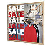 PRINCIPAL Sale Fensterfolie