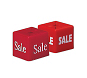 Promotional Minicubes - Sale