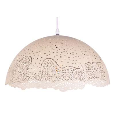 Punched Pendant Lamps