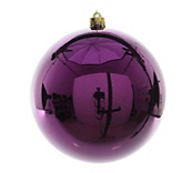 Purple Baubles