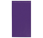 Purple Deluxe Plain Paper Bags