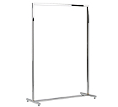 Queen Vogue Chrome - Clothing Rail