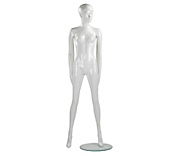 Female White Stylised Mannequins