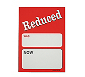 Reduced Sale Cards