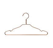 Rose Gold Wire Hanger