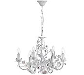Rose Leaf Chandelier