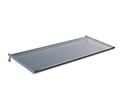 Perforated Metal Shelf