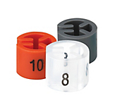 Round Size Markers