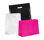 Paper & Plastic Carrier Bags
