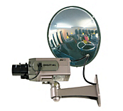Security Cameras & Mirrors