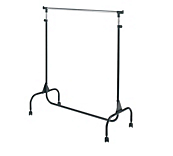 Folding Clothes Rails