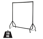 Heavy Duty Clothes Rails