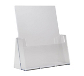Single Tier Leaflet Holders