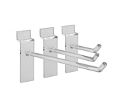 Acrylic Slatwall Prongs