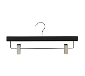 Black Soft Touch Peg Hanger