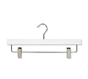 White Soft Touch Peg Hanger