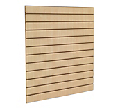 Maple Slatwall Panels