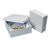 White Tiara Boxes