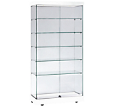 Tuscany Glass Display Cabinets